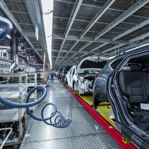 FOCUSON mit Qualitätsdienstleistungen, Logistikdienstleistungen, Produktionsdienstleistungen und HR Services für die Automobilindustrie