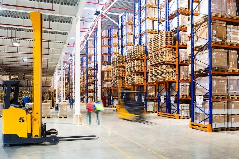 FOCUSON Industrial Services individuelle Logistikdienstleistungen
